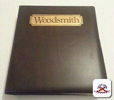 Woodsmith Notes From The Shop Number 51 thru 63