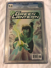 Green Lantern #1 CGC 9.8 Alex Ross Variant Cover