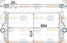 8ML 376 756-141 HELLA Ladeluftkühler Lader