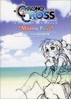 Chrono Cross Missing Piece Art Book OOP RARE Nobuteru Yuuki Yuki