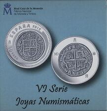 Spanien 10 Euro 2015 PP Juwelen der Numismatik VI.