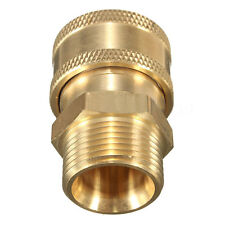 "3/8"" Coupler Adapter M22 Metric/15mm For Pressure Washer Hose Non Standard Size"