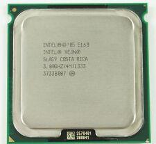 Lots of 10 * Intel® Xeon® Processor 5160 (4M Cache, 3.00 GHz,1333 MHz FSB) SLAG9
