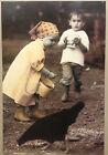 (PRL) 1992 BIMBA BIMBI CHILD ENFANTS VINTAGE AFFICHE PRINT ART POSTER COLLECTION