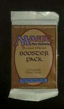 1 Revised -  Sealed Pack Mtg Magic from booster box English Rare 1x x1
