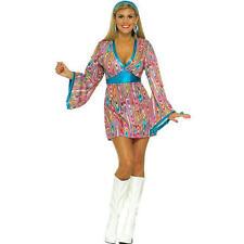 Wild Swirl Dress Halloween Costume - Adult X-Small/Small 2/6 Brand New