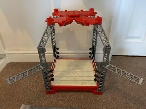 WWE Create A Superstar Ring Good Condition