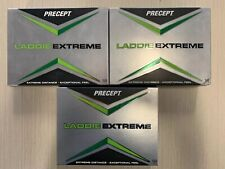 Golf Balls.  Precept Laddie Extreme.  3 Dozen Brand New