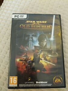PC DVD ROM Game *Star Wars The Old Republic*