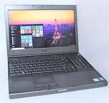 "Dell Precision M4600 Laptop: 15.6"" Full-HD, Core i7-2720QM, 16GB, 240GB SSD"