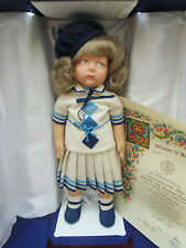 BAMBOLA LENCI doll Susanna BAMBOLA Limited LH 743, 1979 MIB + certificate + BOOK
