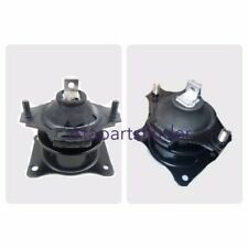 1FRONT & 1REAR ENGINE MOUNT FOR ACURA MDX -RL -TL- ZDX/ HONDA ACCORD V6 ONLY NEW