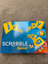 Mattel Games Scrabble Junior Board Game (Y9667)