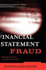 Financial Statement Fraud - Z Rezaee Hardcover