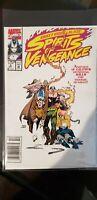 Marvel Comics Ghost Rider & Blaze: Spirits of Vengeance #3