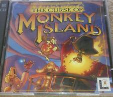 Monkey Island 3 The Curse of Monkey Island PC!!! tedesco GIOCO CULTO