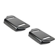 2 Pack Snowblower Black Slide Shoe Skid Fits MTD 784-5580 784-5580-0637 (8828)