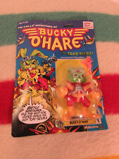 VINTAGE 1990 BUCKY O'HARE ACTION FIGURE SPACE ADVENTURES NEW