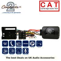CTSVX002.2 Steering Wheel Stalk Control Adaptor For Vauxhall Tigra Vectra Zafira