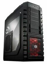 Boîtiers d'ordinateurs noirs ATX étendue