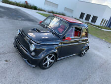 1971 Fiat 500 Abarth SEE VIDEO!