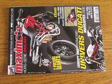 $$$ Revue Maximoto HS N°6 DucatiMonster S2R 1000Concept Bike Hypermotard