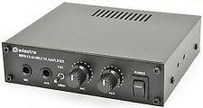 Adastra Mpa12 12 Watt RMS Compact Mobile Car / Boat 12v PA Amplifier