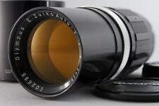 【Rare w/Hood】OLYMPUS E.Zuiko Auto-T 150mm f/4 Telephoto MF Lens for PEN FT #3023