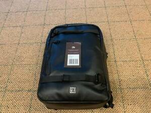Db Scholar Backpack Black Leather 17L - PreOwned MSRP $139.00