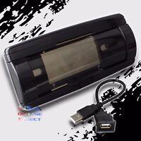 Waterproof Marine Radio Black Universal Housing Cover USB Input Automatic Door