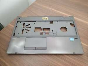 HP ProBook 6560b Palmrest Touchpad with FPR Hole 641204-001