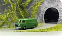 PIBK238045 Brekina FIAT 238 van chiuso verde 1/87