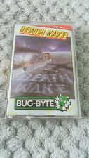 Death Wake Commodore 64 Cassette. Bug-Byte. Tested.