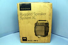 """Insignia NS-HLPS5018 8"""" Powered Wireless 2-Way Speaker (Each) - Gray/black"""