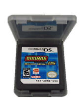 Used Nintendo Digimon World DS Version NDS DS LITE NDSI DSI XL LL Video Game