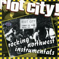Various Artists - Riot City / Various [New CD] UK - Import