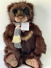 Charlie Bears Grandfather Of The Mountains - Large Plush - Ltd edition #1189 New