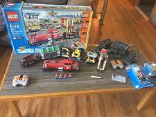 LEGO Red Cargo Train