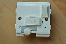 Legrand Switched Fused Connection Unit With Flex Cord Outlet 13a 74361