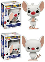 The Pinky and The Brain Show POP! Animation #159 #160 Vinyl Figur Funko