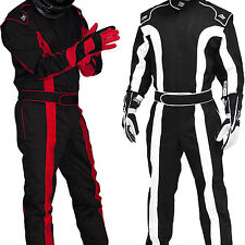 K1 - TR2 Triumph SFI-1 Auto Racing Suit - Nomex Style Fire - SFI 3.2A/1 Rated
