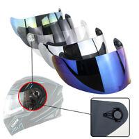 Anti-glare/UV Full Face Shield Lens Visor for Motorcycle Helmet AGV K1 K5 K3SV