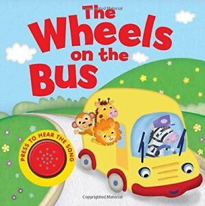 Wheels on the Bus (Song Sounds - Igloo Books Ltd)-Igloo Books
