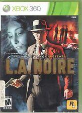 Video Game - LA Noire - XBOX 360 - Preowned Game