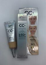 It Cosmetics CC + Cream Your Skin But Better Light SPF 50 New