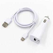 9V/5V Auto USB Schnell Ladekabel Netzteil Ladegerät für Huawei P10 Samrtphone
