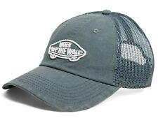 07704ab912d988 Vans Acer Trucker Vintage Cap Dark Slate Grau Blau VA3ILH5RW Herren Damen  Mütze