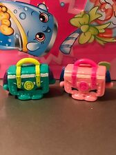 Shopkins Fashion Spree Exclusive Lot Of 2 Satchel