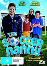 The Soccer Nanny NEW PAL Cult DVD J.T. O'Neal Traci Lords Håvard Lilleheie