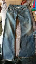 Diesel Levan Jeans Made in Italy 2005..32 waist 32 leg..used condition(see pics)